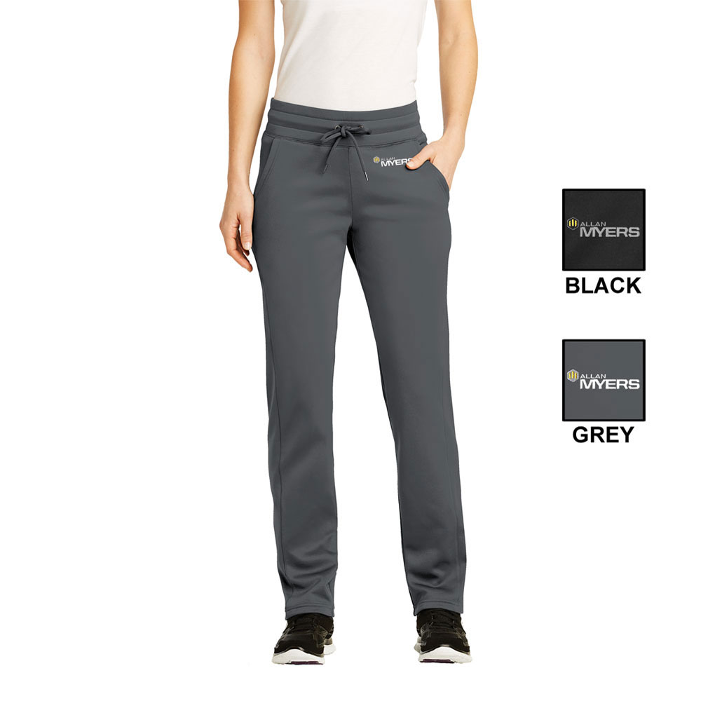 LADIES FLEECE PANTS