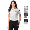LADIES SILK TOUCH PERFORMANCE POLO